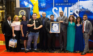 BAC Wins SME Brands of Distinction Awards from the Brand Laureate