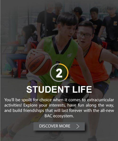 BAC student life